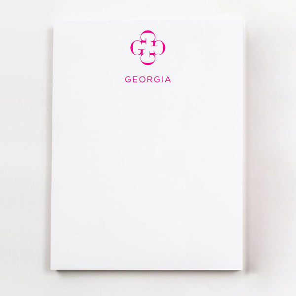 Monogram Note Pads