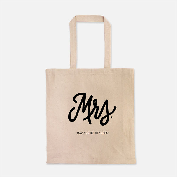 Tote for your bride