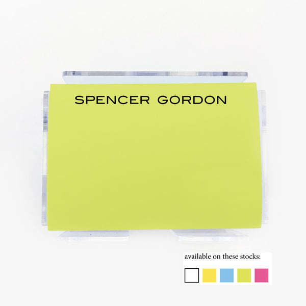 Classic Color Post it Notes