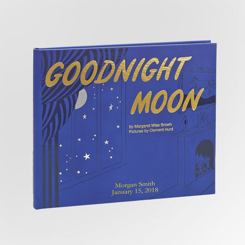 Personalized edition of Goodnight Moon