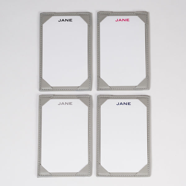 Jotter cards