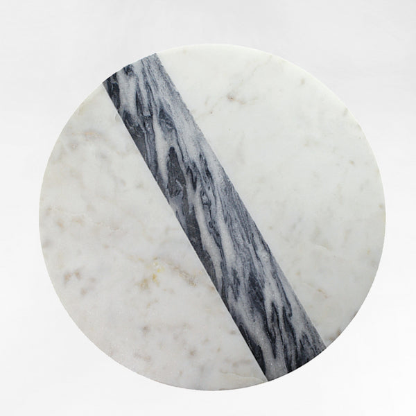 Round Marble Cheese Board
