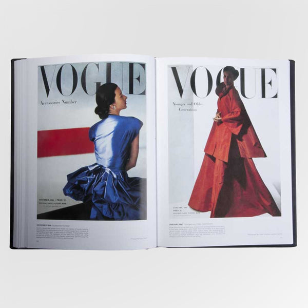 history of vogue covers