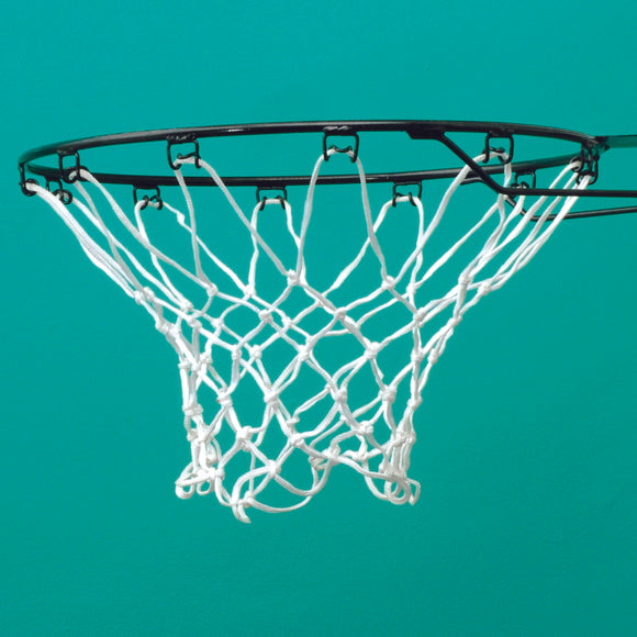 Sure Shot White Nylon Net