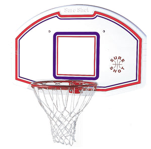 Sure Shot EB backboard with 215 ring