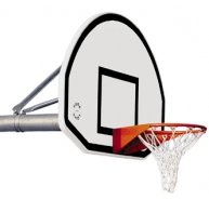 Sure Shot Steel Gooseneck Backboard
