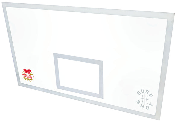 Sure Shot Acrylic Backboard