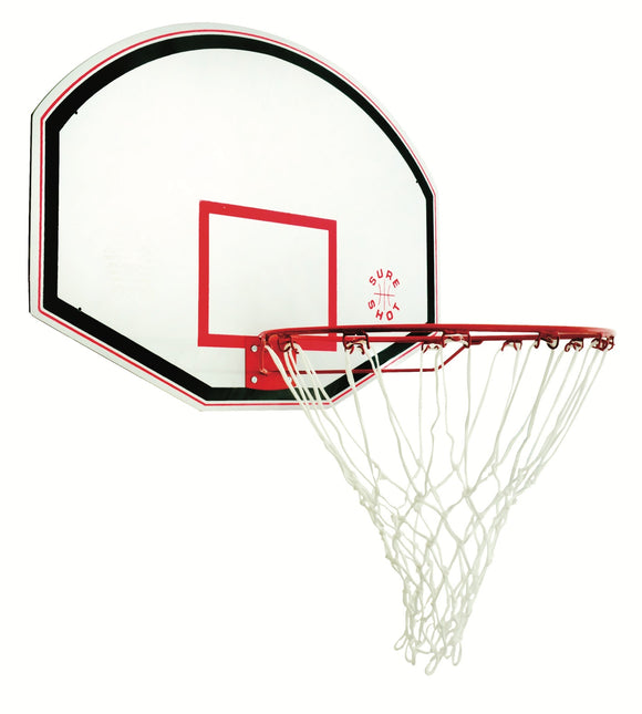 Sure Shot Junior Backboard & ring set