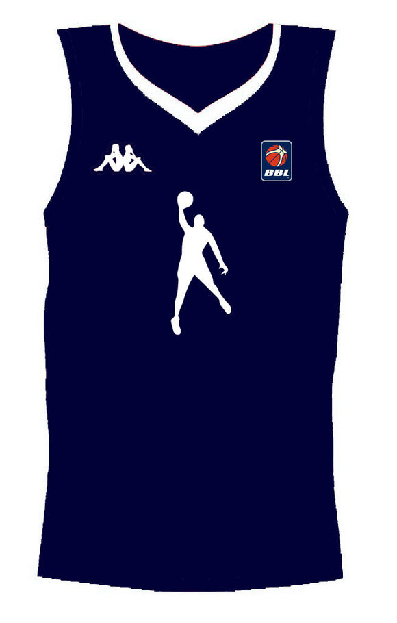 Navy Dunking Jersey
