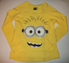 Despicable Me Yellow Long Sleeve shirt - We Got Character