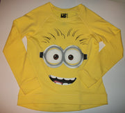 Despicable Me Yellow Long Sleeve shirt-We Got Character