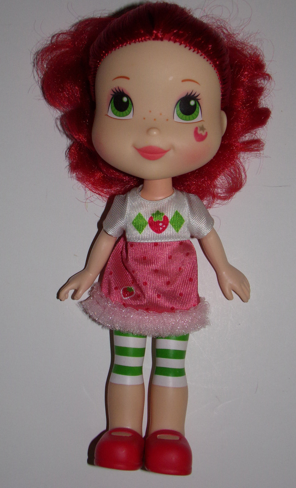 2008 Hasbro Strawberry Shortcake Sweet Surprise Scented Doll-We Got Character