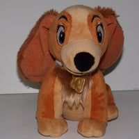 Disney Lady Plush From Lady and the Tramp-We Got Character