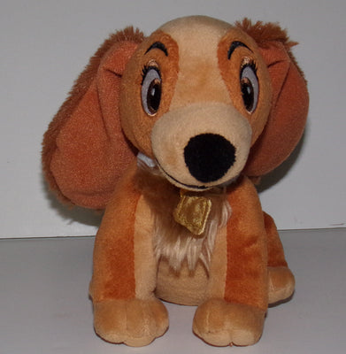 Disney Lady Plush From Lady and the Tramp - We Got Character