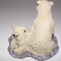 Polar Bear Figurine
