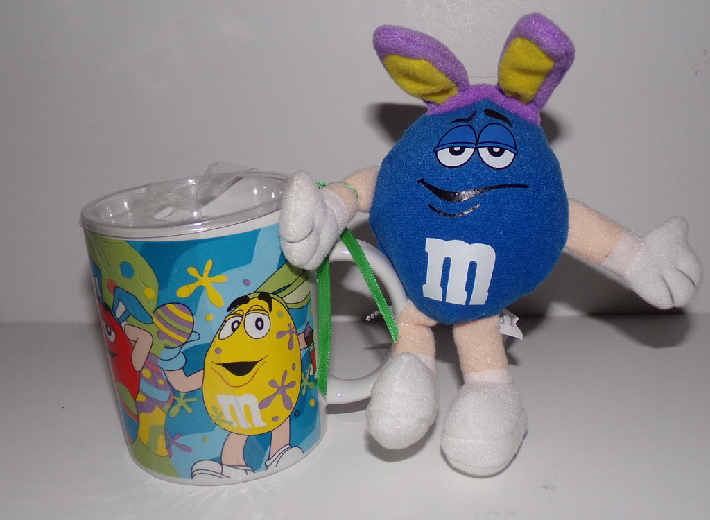 M&M Easter Cup & Plush