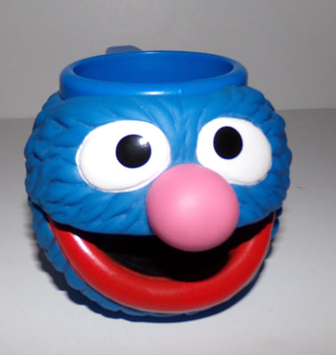 Sesame Street Grover Cup - We Got Character