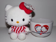 Hello Kitty Soup Cup & Plush - We Got Character