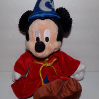 Mickey Mouse Sorcerer Plush