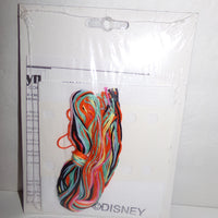 Disney Tigger Counted Cross Stitch Kit Back- We Got Character