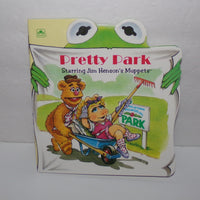 Jim Henson Muppet's PB Book Pretty Park - We Got Character