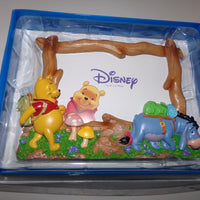 Disney Winnie The Pooh & Eeyore Picture Frame - We Got Character