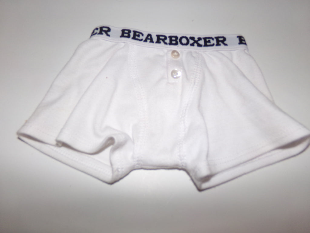Build A Bear Briefs Underwear Boxers-We Got Character