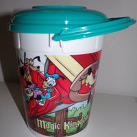 Disney Magic Kingdom Souvenir Snack Container - We Got Character