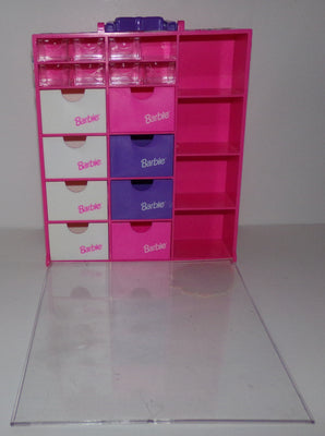 Barbie Accessory Travel Case