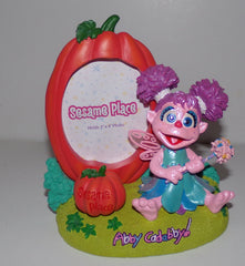 Sesame Street Sesame Place Abby Cadabby Picture Frame - We Got Character
