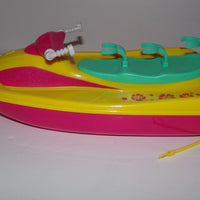 Barbie Sisters Wave Rider Jet Ski-We Got Character