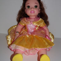 My First Disney Princess Talking Belle Doll From Beauty And The Beast - We Got Character