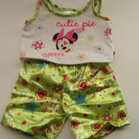 BABW Build A Bear Minnie Mouse Outfit-We Got Character