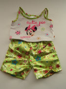 BABW Build A Bear Minnie Mouse Outfit - We Got Character