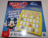 Disney Edition Guess Who Game - We Got Character