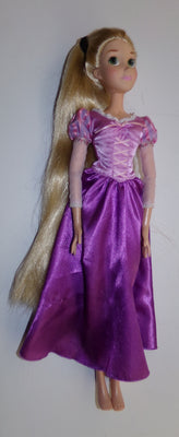 Disney Tangled Rapunzel Doll Singing Vinyl Jointed When Will My Life Begin - We Got Character
