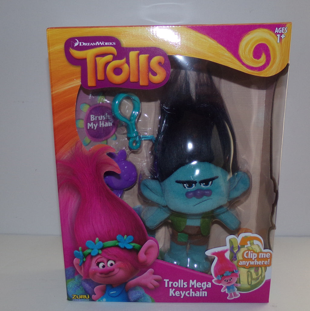 DreamWorks Trolls Mega Key Chain Grumpy Branch - We Got Character