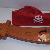 Disney Jake and The Never Land Pirates Talking Sword-We Got Character