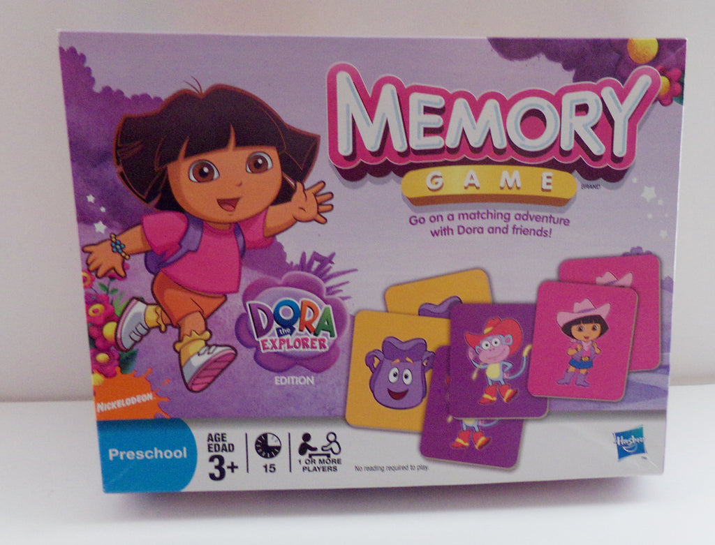 Dora The Explorer Memory Match Game