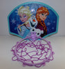 Disney Frozen Elsa Anna Olaf Basketball Hoop Net - We Got Character