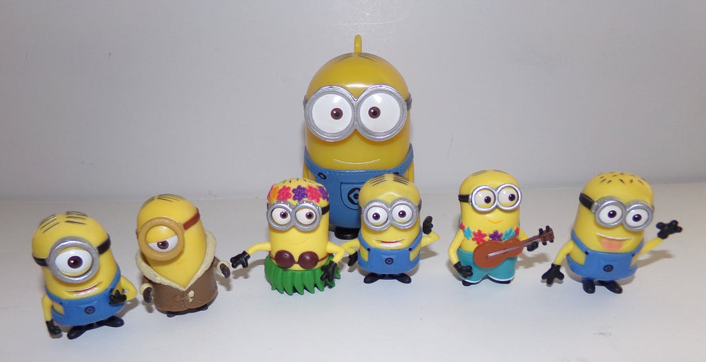 Lot Of Despicable Me Minion Characters-We Got Character