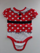 Disney Baby Minnie Mouse One Piece Body Suit - We Got Character