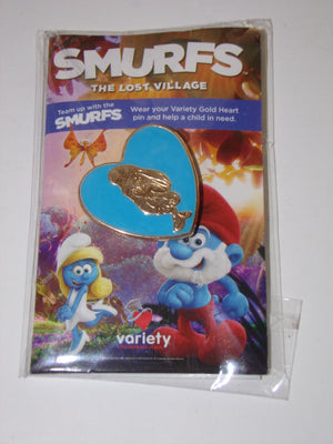 Smurfs The Lost Village Smurfette Variety Pin - We Got Character