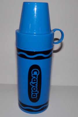 Blue Crayola Thermos - We Got Character