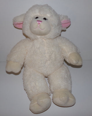BABW Build A Bear Lamb-We Got Character
