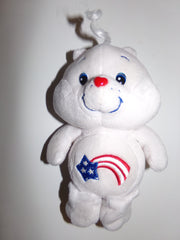 America Cares Care Bear Plush Stuffed Animal