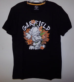 Garfield Black Fall Shirt-We Got Character