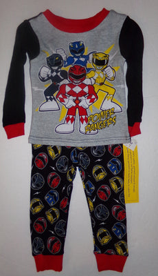 Power Rangers Pajamas 2T-We Got Character