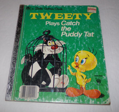 Tweety Plays Catch The Puddy Tat-We Got Character