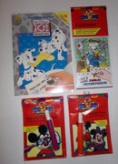 Disney Activity Book Lot - We Got Character